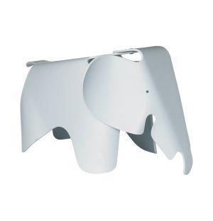 Tabouret gris bleuté Eames Elephant