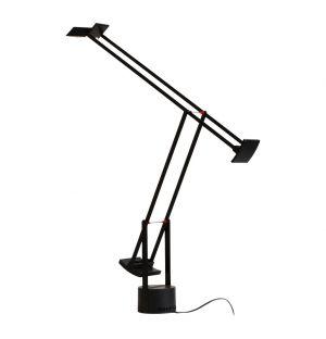 Lampe Tizio noire