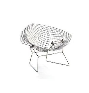 Miniature fauteuil Diamond 1952 - Vitra