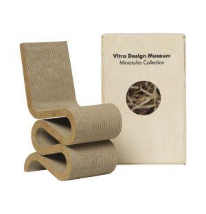 Miniature Chaise Wiggle 1972 - Vitra