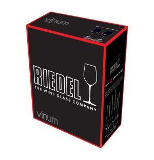 Set de 2 verres à vin Bordeaux Vinum