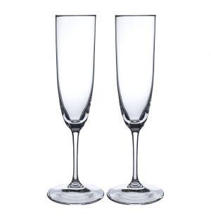 Maximilian Riedel - Set de 2 Flûtes à Champagne Vinum - Riedel