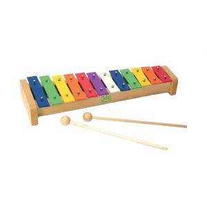 Xylophone multicolore
