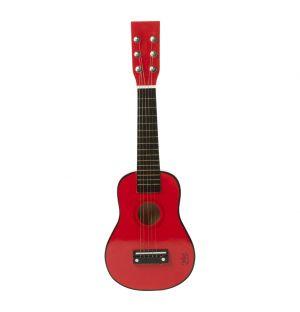 Guitare miniature Rouge