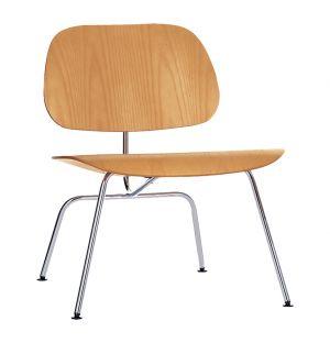 Chaise LCM frêne naturel - Vitra