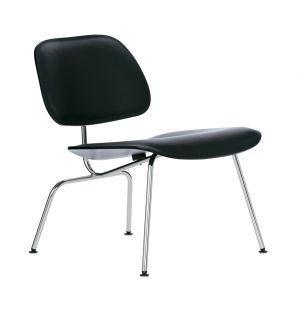 Chaise LCM frêne noir - Vitra