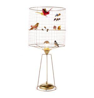Lampe de table Volière haute