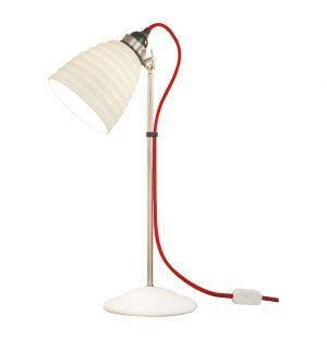 Lampe de table rouge Hector Bibendum
