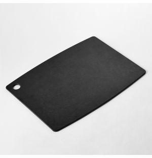 Planche à découper noire - L 47 cm