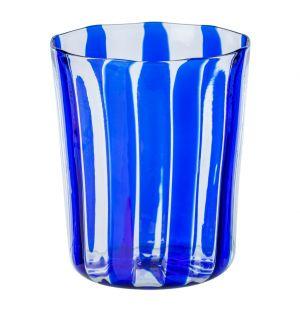 Verre à vin Berlingot bleu - Laguna B
