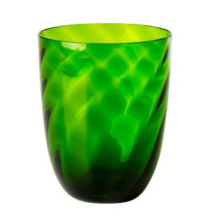 Verre Idra Rigadin - vert