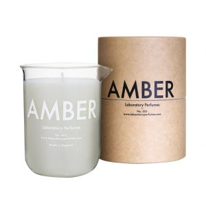 Bougie parfumée Amber