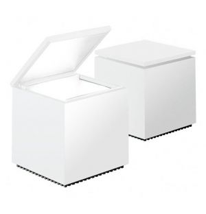 Lampe blanche Cubo Led