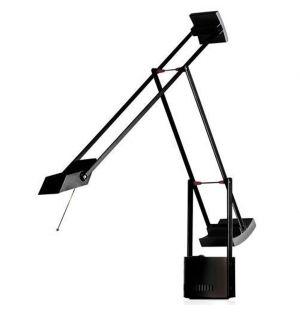 Lampe Tizio micro noire