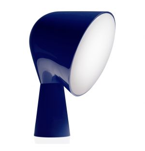 Lampe de table Binic bleue