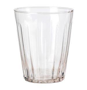 Verre à eau Lucca transparent