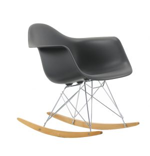 Chaise à bascule RAR basalt - Vitra