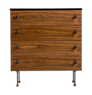 Commode 4 tiroirs Série 1962 - Gubi