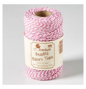 Bobine de ficelle Rose Pink