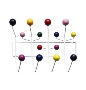 Portemanteau Hang It All multicolore - Vitra