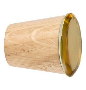 Patère miroir 3,5cm