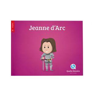 Livre Jeanne d'Arc - Histoire Jeunesse