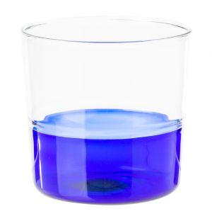 Verre à eau bleu Light