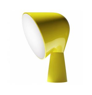 Lampe de table Binic jaune - Foscarini