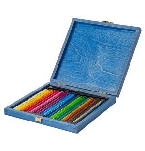 Boîte de 24 crayons de couleur