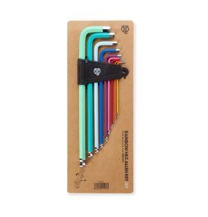 Set de clés Allen Rainbow
