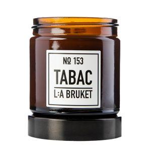 Bougie parfumée de voyage No.153 au tabac