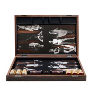Jeu de backgammon Terry O'Neill - édition limitée