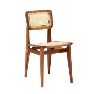 Chaise C Chair en cannage