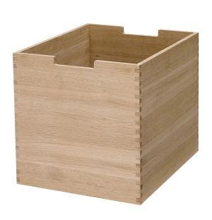 Boîte en chêne Cutter
