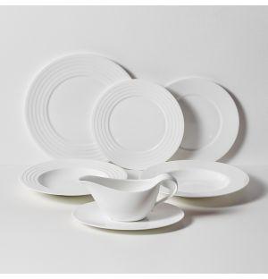 Collection de vaisselle Fine Dining