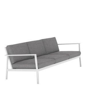 Canapé d'extérieur Eos - 3 places