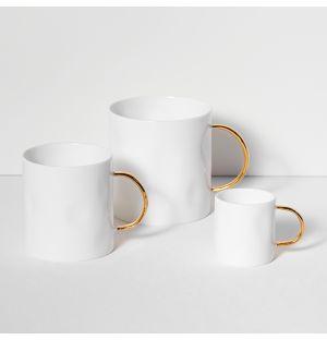 Collection de vaisselle Gold