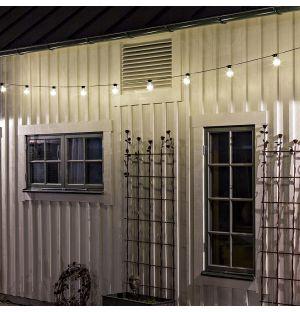 Guirlande LED 20 ampoules