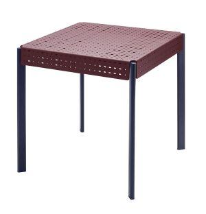 Table de jardin Gerda en aluminium