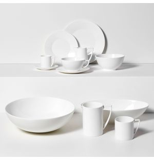 Collection de vaisselle White - Wedgwood