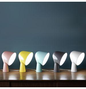 Lampe de table Binic aquamarine - Foscarini