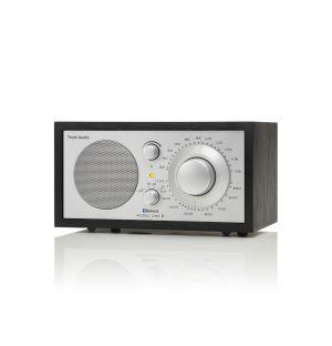 Radio One BT en frêne noir