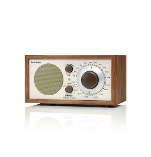 Radio One BT en noyer