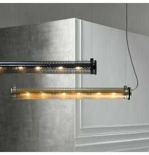 Suspension en aluminium anodisé Vendôme