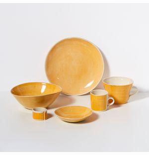 Collection de vaisselle Brights orange