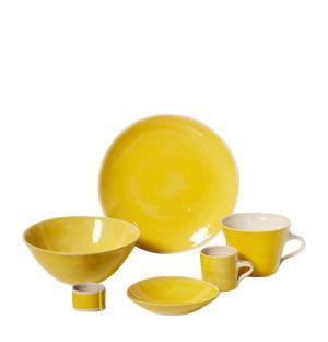 Collection de vaisselle Brights jaune