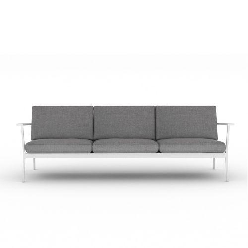 Canapé d'extérieur - 3 places