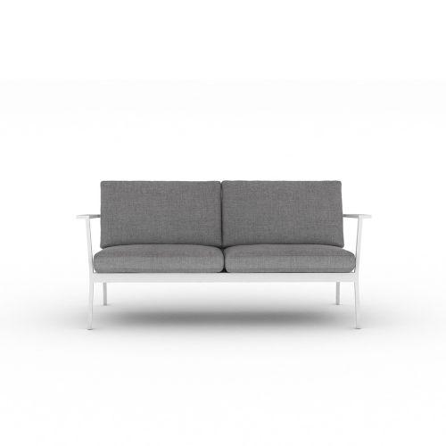 Canapé d'extérieur - 2 places