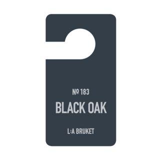 Étiquette parfumée N°183 chêne noir