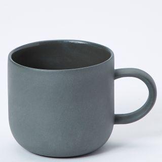 Mug noir Mr & Mrs